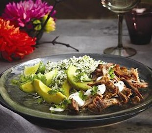 slow-cooker recipes: Juicy pork carnitas