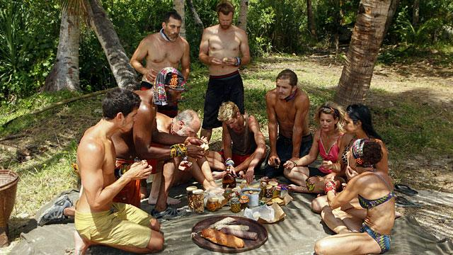 Exclusive First Look: 'Survivor' Reaches the Merge