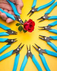 Xuron Precision Pliers Feature 10 Specialized Head Styles