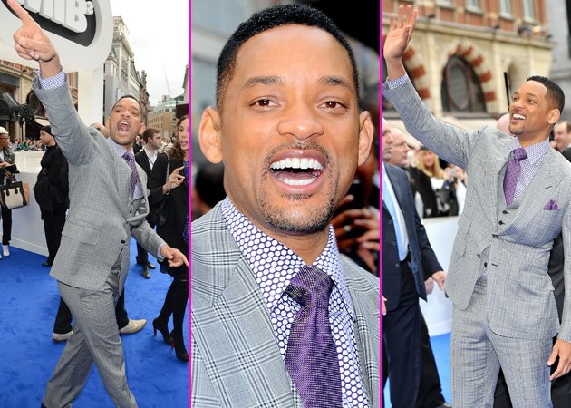 will smith men in black 3 premiere