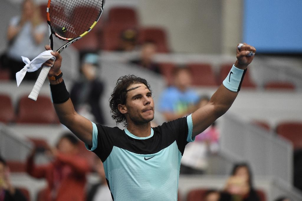 Nadal says getting to grips with 'mental injury'
