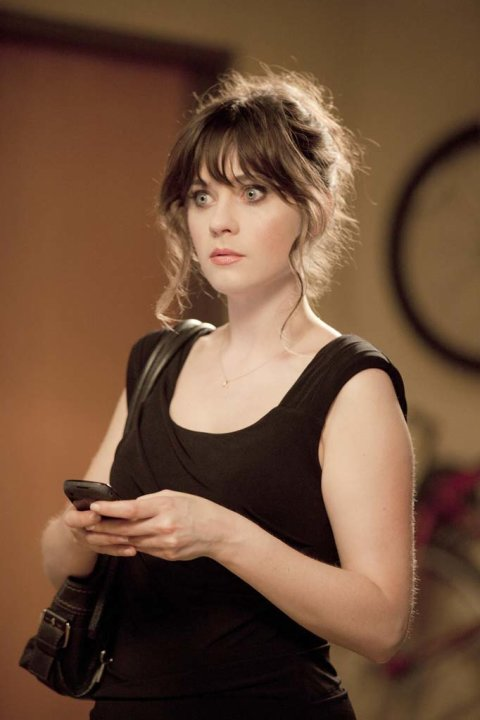 Zooey Deschanel stars as Jess in &quot;New Girl.&quot; 