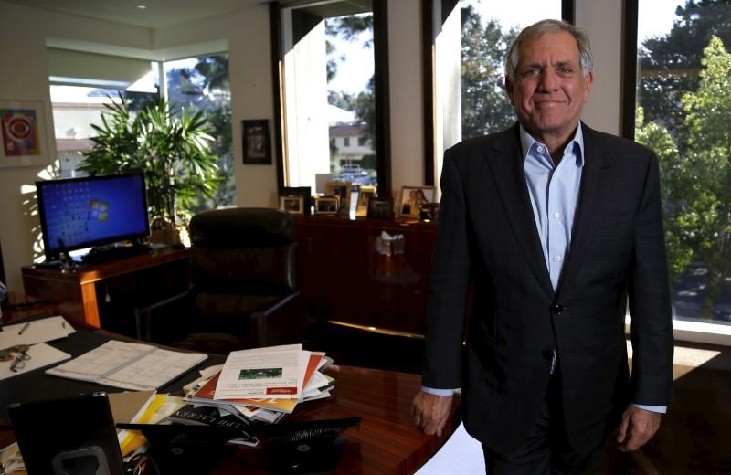 Exclusive: With full power at CBS, CEO Moonves sees more aggressive move to digital