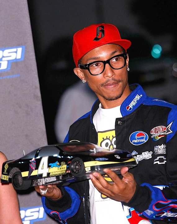 Williams Pharrell Pepsi Prty