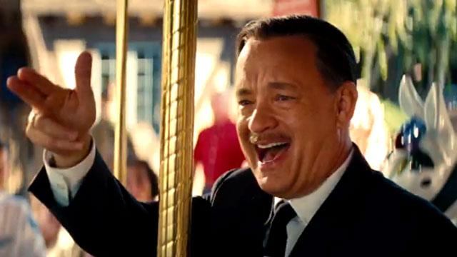 Hanks Steps Into Disney's World For 'Mr. Banks'