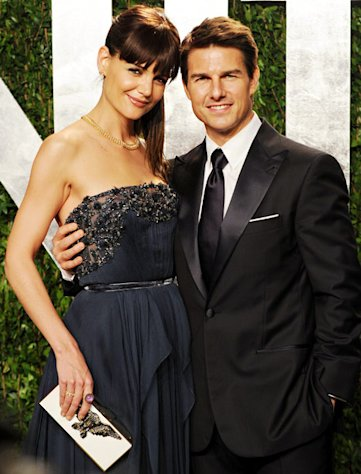 "Katie Holmes on Tom Cruise Divorce: ""There Are a Lot of People With Much Bigger Problems"""