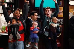 Exclusive interview: Anthony Anderson, Jesse Bradford, and Zach Cregger talk about being 'Guys With Kids'