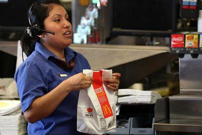 McDonald's is raising wages, but nearly 90 percent of its restaurants won't be affected