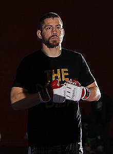 Ludwig relishes UFC record