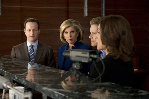 &quot;The Good Wife -- &quot;Red Team/Blue Team&quot;