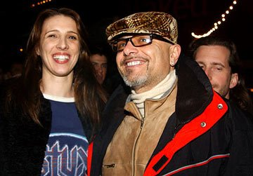 Alexandra Kerry and Joe Pantoliano The Matador Party - 1/21/2005 Park City, Utah