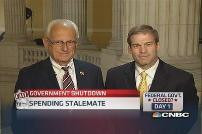 Republicans refuse to name conferees: Rep. Pascrell