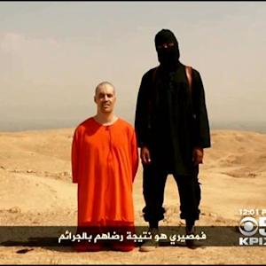 US Intelligence Confirm Beheading Of American Journalist James Foley Is Authentic
