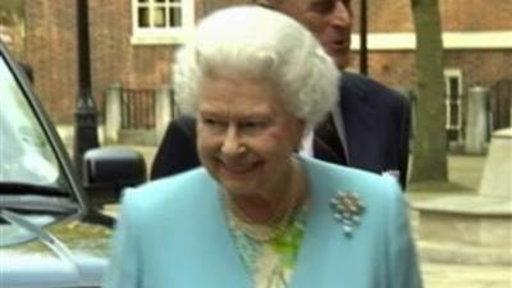 Queen Begins to Cut Back Travel