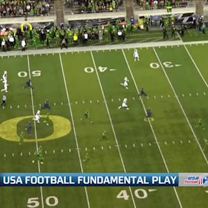 USA Football 'Fundamental Play of the Week' for Sept. 23-29