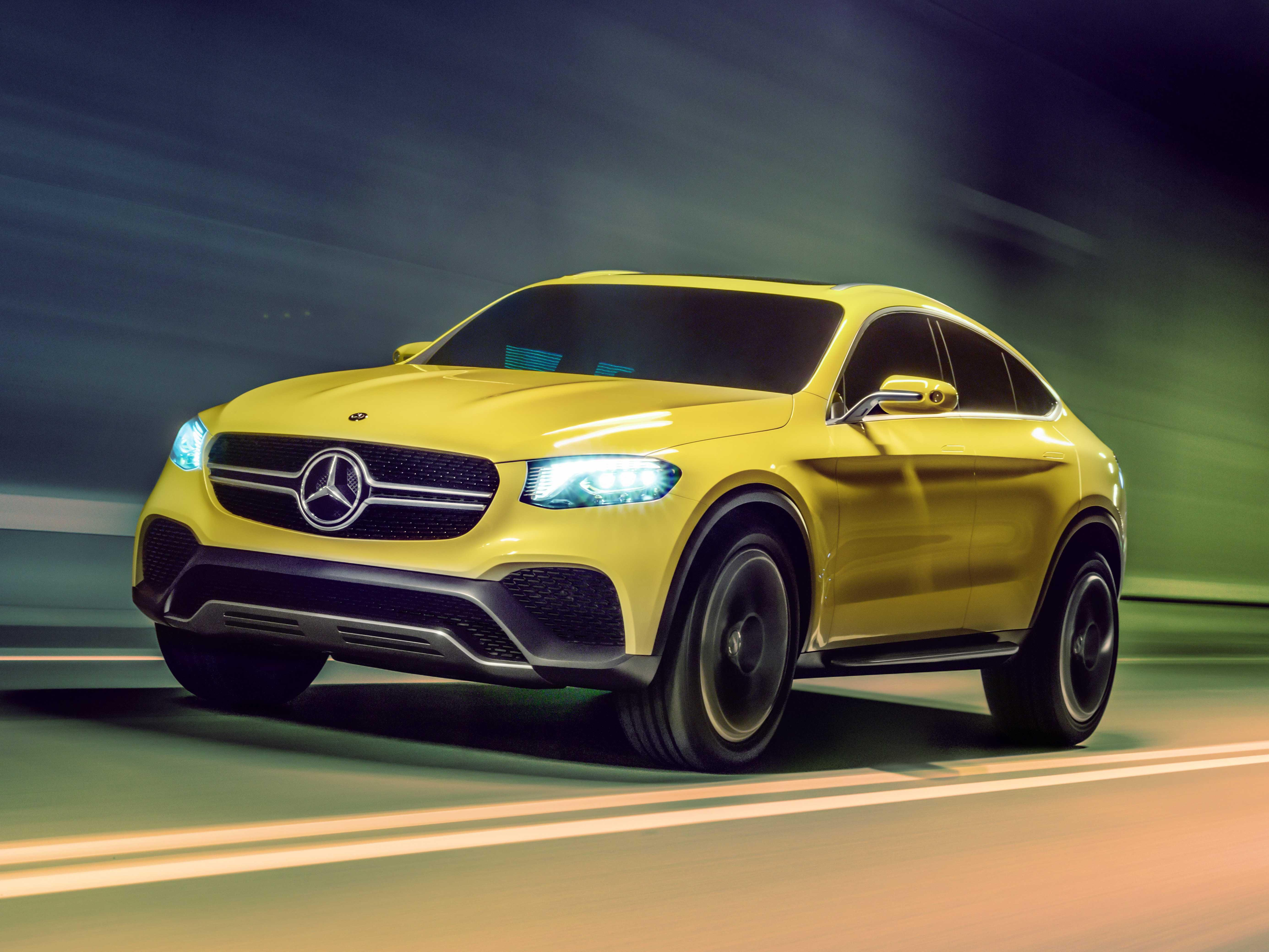 Mercedes and BMW are competing against each other to build some pretty strange cars