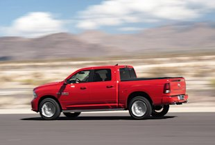 2013 Ram 1500 Motortrend Truck Of The Year Review And Award 2013 | Dog
