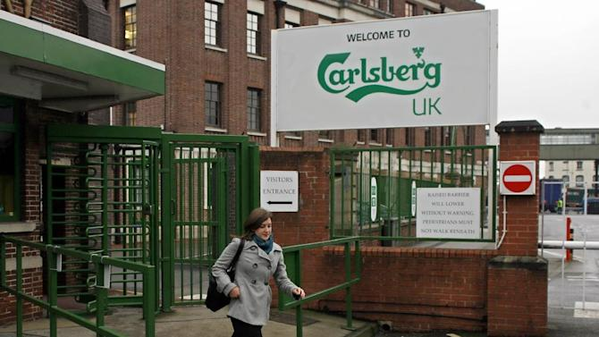 Carlsberg is freezing salaries and hiring due to Russia's economic decline