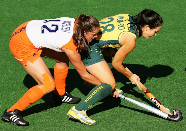 Australia v Netherlands - 2009 Champions Trophy