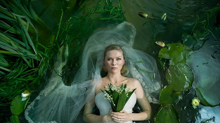 Most Anticipated Holiday Movies 2011 Melancholia