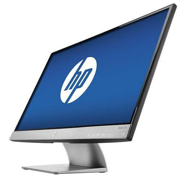 Get a 27-inch HP IPS monitor for $179.99