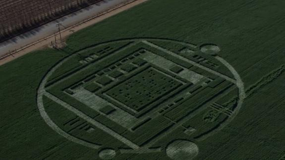 Crop Circle Was a Publicity Stunt: Why 'Experts' Were Fooled