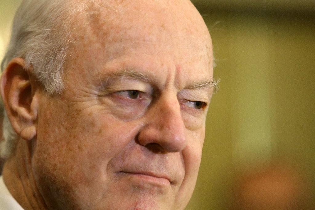 UN envoy to hold talks in Syria Saturday
