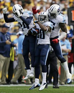 Titans eager to test stingier D against Houston