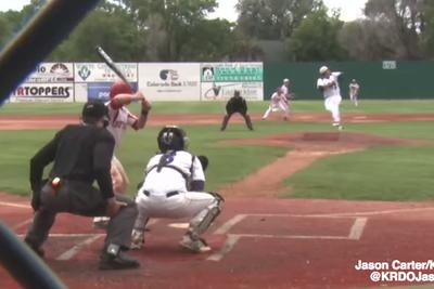 High school baseball team uses hidden ball trick to advance to state championship