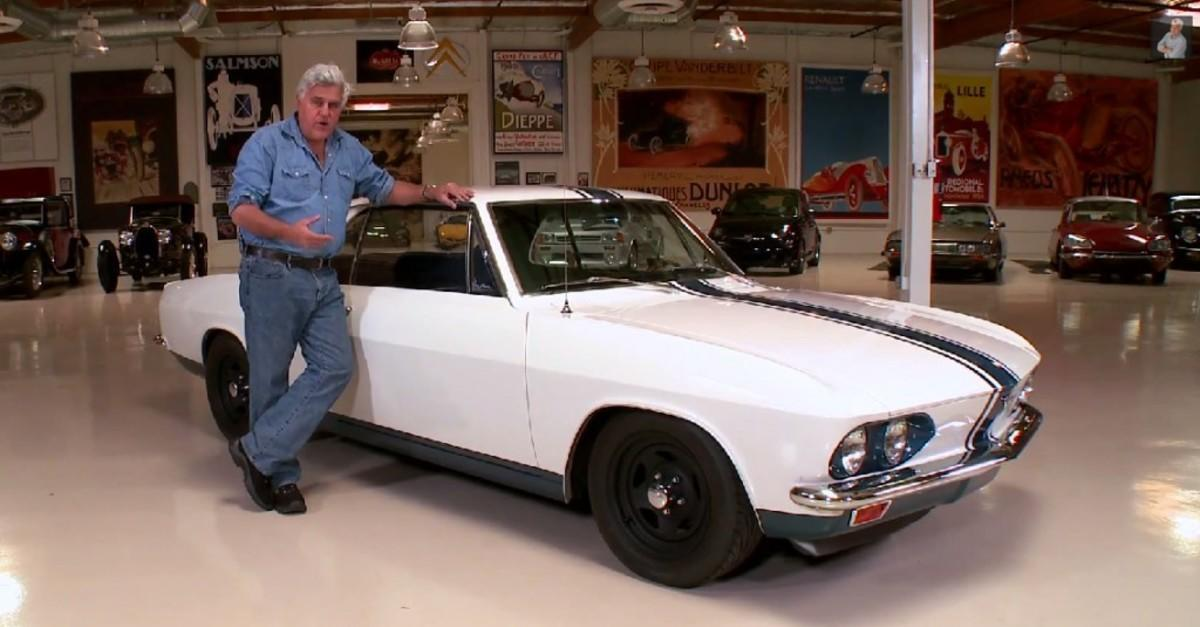 15 Times Jay Leno Pimped His Ride