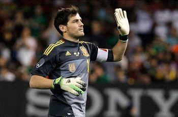 Casillas: Spain want to make more history