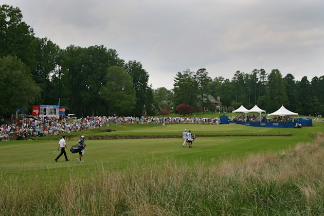 Wyndham Championship - Round Three