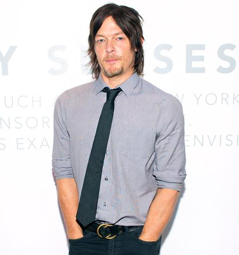 Norman Reedus: 25 Things You Don't Know About Me