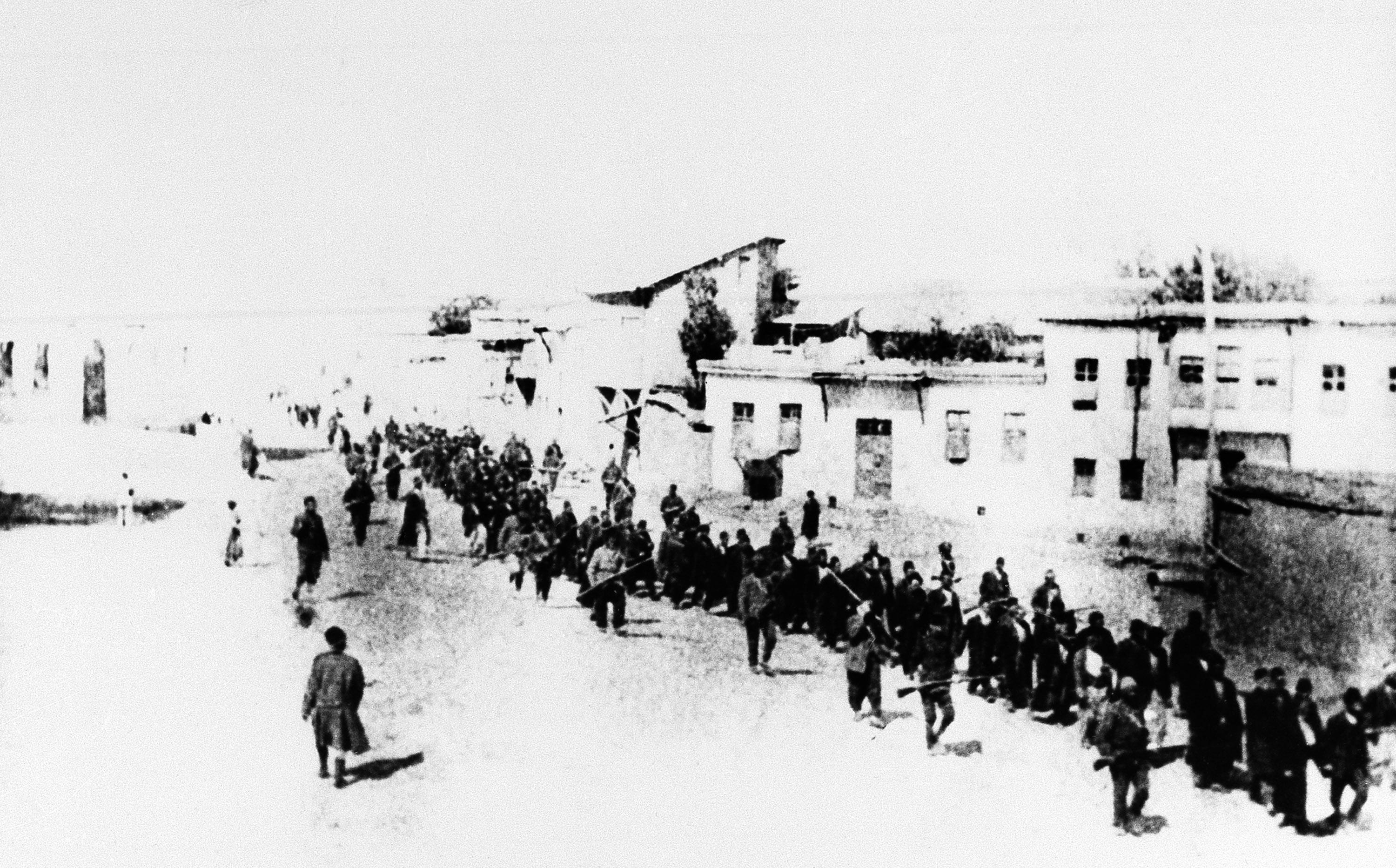 Now I Get It: The Armenian genocide