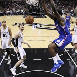 Clippers at Spurs Game 4 recap