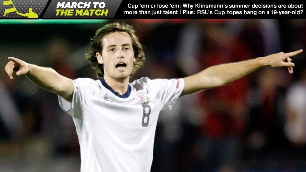 March to the Match Podcast: Jurgen Klinsmann is facing his Giuseppe Rossi moment for USMNT