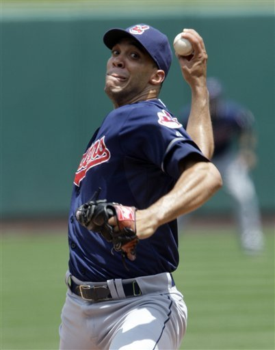 Kipnis' homer lifts Indians past Cardinals 4-1