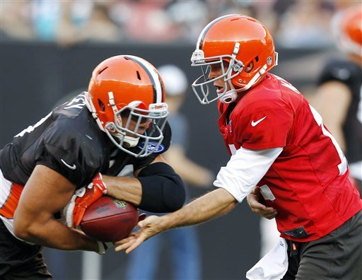 Questions surround Cleveland's Richardson, Haden