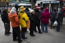 New York struggles back 2 days after killer storm