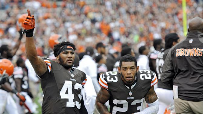 Browns for real? Bills for real? We'll see