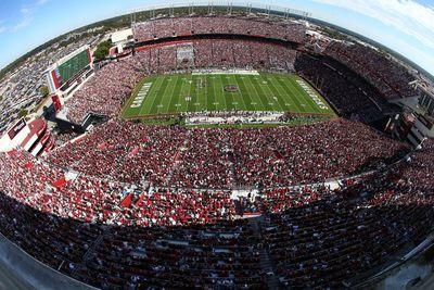 LSU-South Carolina wouldn't be the first football game to be relocated due to weather