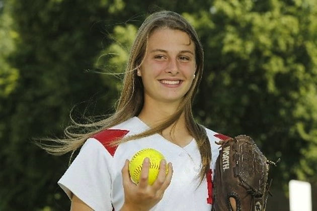 High Point softball ace Ally Frei, who now has pitched 4 perfect games &#x2014; Newark Star-Ledger/NJ.com