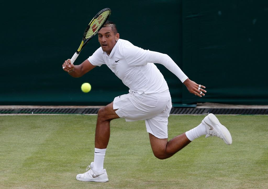 Murray asks for patience as Kyrgios matures