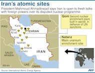 ... Iran is designing nuclear weapons technology in a bid to further