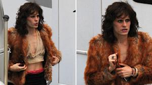 Jared Leto In Drag!