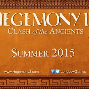 Hegemony III - HD Coming Soon Trailer