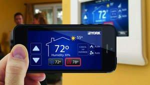 Homeowners Can Save Energy and Prevent Unexpected Repairs With New Johnson Controls Smart Thermostat With Wi-Fi(R) Capabilities