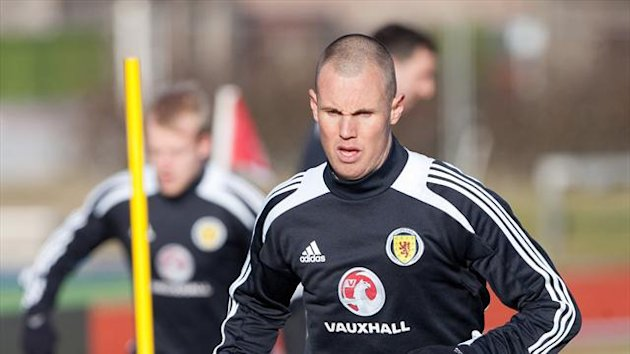 Kenny Miller is not after revenge over Wales