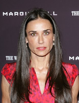Demi Moore is facing health concerns in the wake of her split. (Photo by Jim Spellman/WireImage)