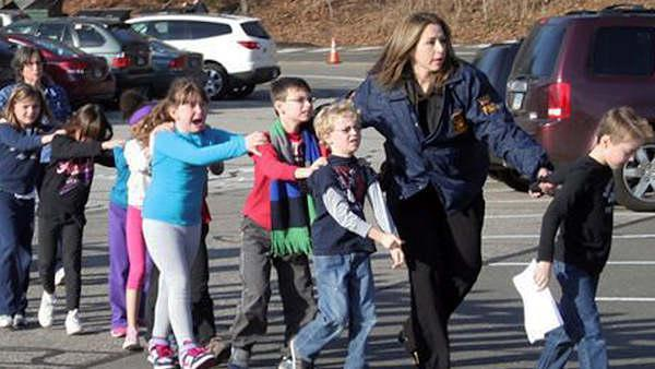 AP: 27 dead, including 18 children, in Connecticut school shooting